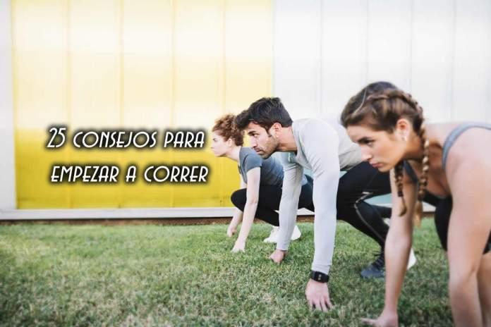 25 consejos para empezar a correr