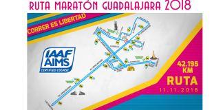 ruta 42k maraton guadalajara