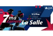 Carrera La Salle 2020