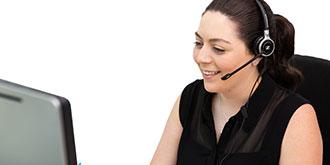Customer support image