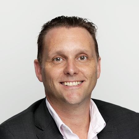 Darren Hackett - Marketing Manager