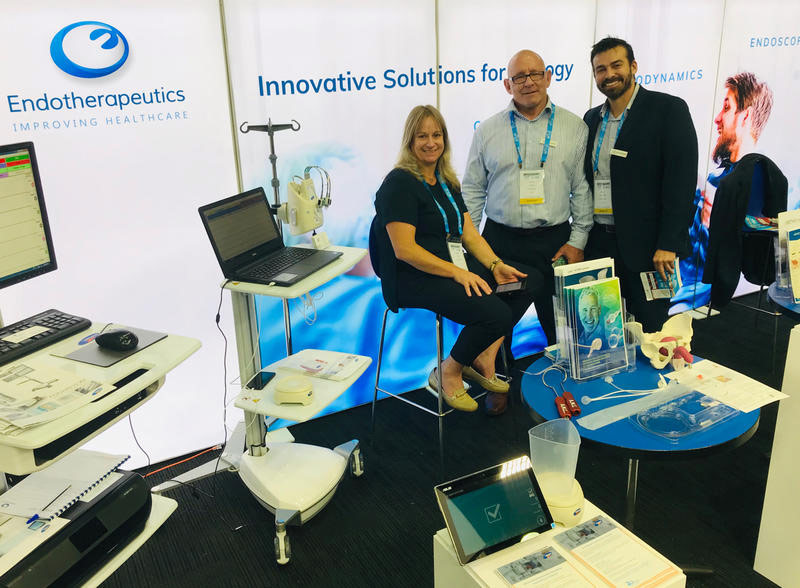 Endotherapeutics - Stop by at USANZ ASM