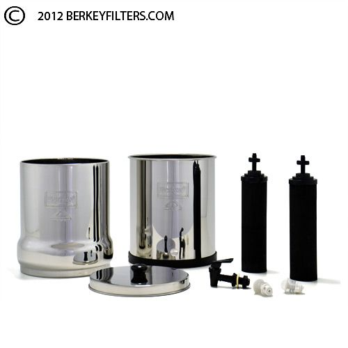 Big Berkey Water Purifier