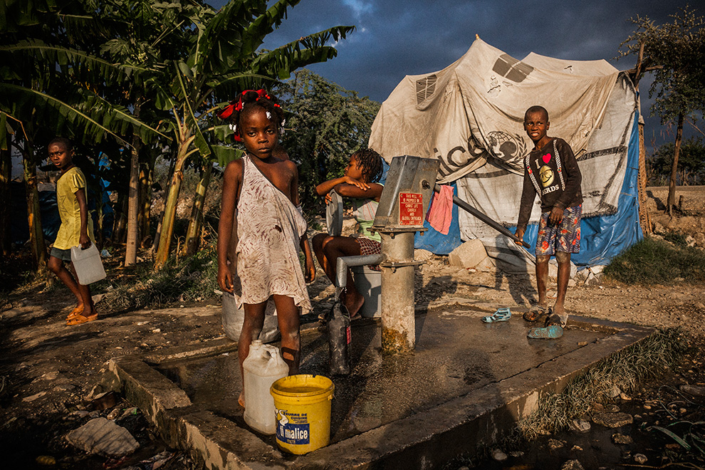 Restaveks  Photos Haitian Slave Children  End Slavery Now