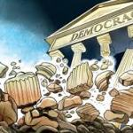 THE THREAT TO AMERICAN DEMOCRACY!
