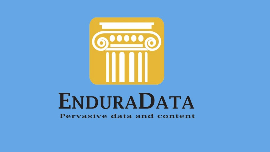 enduradata pervasive data and content data management cloud solutions software for enterprise and government