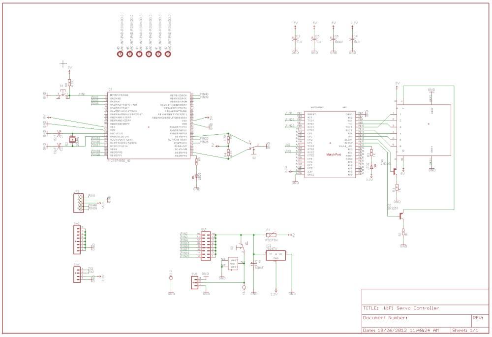 medium resolution of servo motor control circuit as well servo motor control schematic also