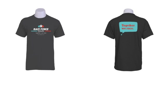 Bonk and Race Force apparel 1 - together we race
