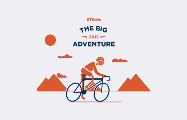 Strava Adventure - Ride logo