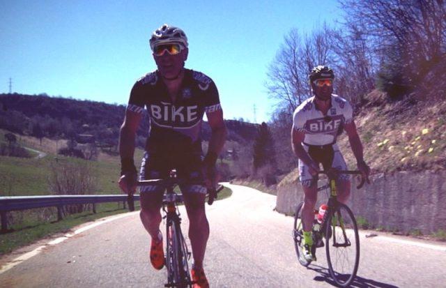 BIKE channel riders