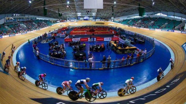 HSBC UK National Track Championships - photo credit British Cycling