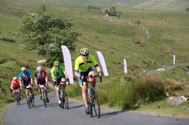 Dragon Ride LEtape Wales - Human Race