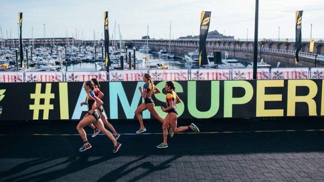 Super League Triathlon Jersey - run - photo Studio M
