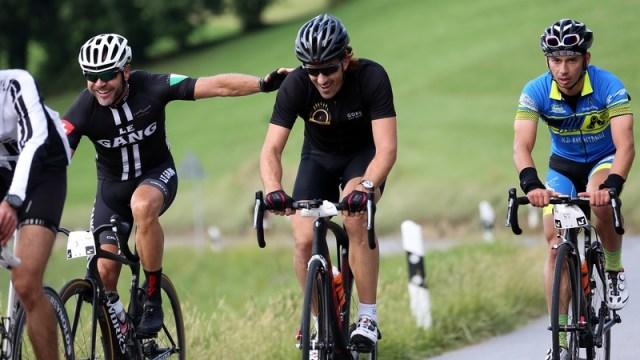 Chasing Cancellara riders