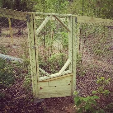puppy kennel construction