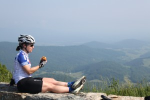 Blue Ridge Parkway Camp Lunch