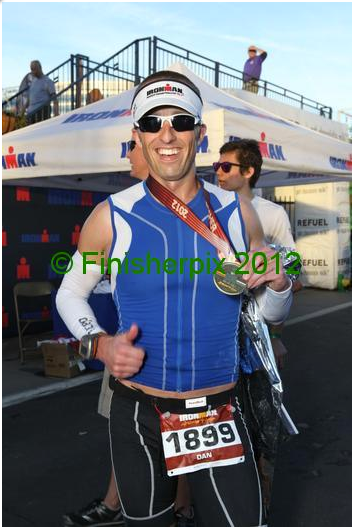 Dan Billingsley, Ironman® Arizona