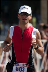 David Salzman - Ironman® Racine 70.3® - Team Endurance Nation