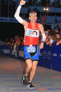 David Kennedy - Ironman® Mont-Tremblant 2013 - Team Endurance Nation