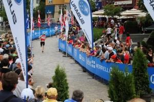 William Crawford - Ironman® Mont-Tremblant 2013 - Team Endurance Nation