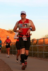 Dusty Holcomb - Ironman® Lake Tahoe - Team Endurance Nation