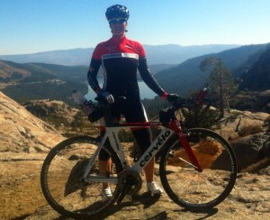 Michele Moreno - Ironman® Lake Tahoe - Team Endurance Nation