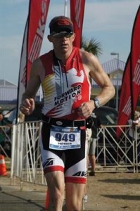Patrick James - Ironman® Lake Tahoe - Team Endurance Nation
