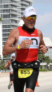 Juan Vergara - Team Endurance Nation - 2014 Ironman® Los Cabos