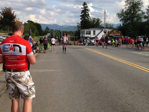 Ironman Lake Placid 2014 Run