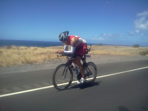 Beyond Windy on the Hawi Descent!