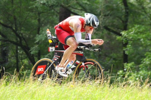 4:44 bike split at IM Texas
