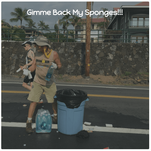 Gimme Back My Sponges!