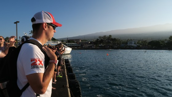 Coaching in Kona