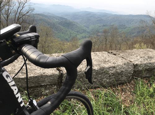 Blue Ridge Mountain View