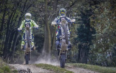 TEST PREPARATA | Husqvarna FE450 by CF Racing