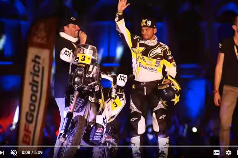 Husqvarna Motorcycles – Dakar Hightlights