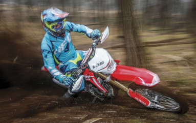 TEST | Honda CRF250 R