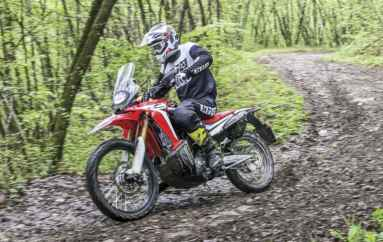 TEST | Honda CRF 250 Rally – Honda CRF 250 L