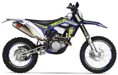 TEST | Sherco 300 SEF-R Factory
