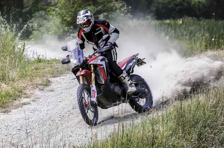 TEST | Honda Africa Twin CRF1000 Rally