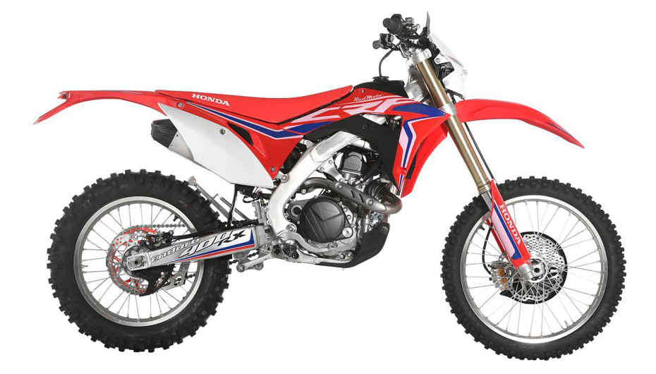 Honda RedMoto CRF 400RX Enduro MY2018