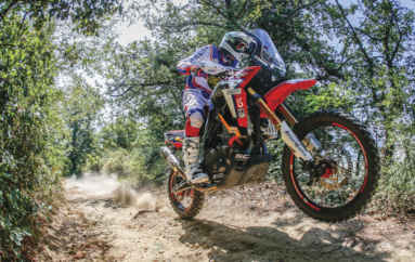 TEST PREPARATA | Honda Africa Twin CRF 1000 Africa Queens
