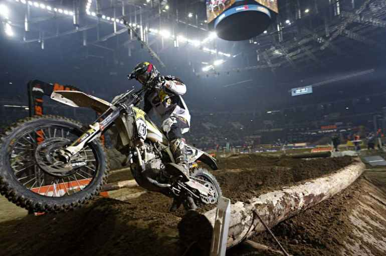 Superenduro: Billy Bolt debutta sul podio nella gara inaugurale in Polonia