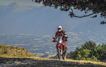 LONGRUN TEST | Honda CRF 250 Rally
