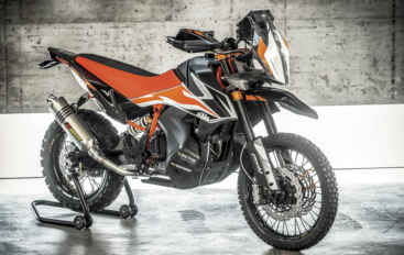 ANTEPRIMA | KTM 790 Super Adventure R