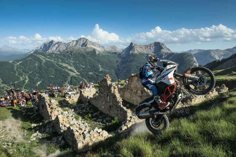 Torna l'European KTM Adventure Rally