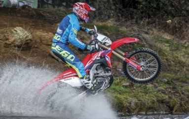 TEST | Honda CRF 400RX Enduro