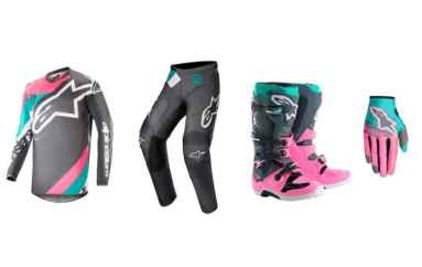 "Alpinestars presenta il kit ""Indy Vice"""