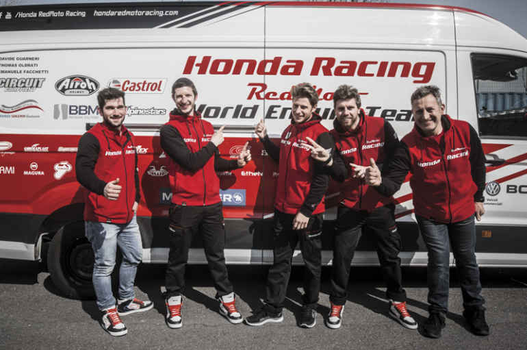 INTERVISTA | Honda RedMoto World Enduro Team