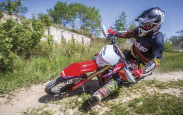 TEST | Honda CRF250R Enduro